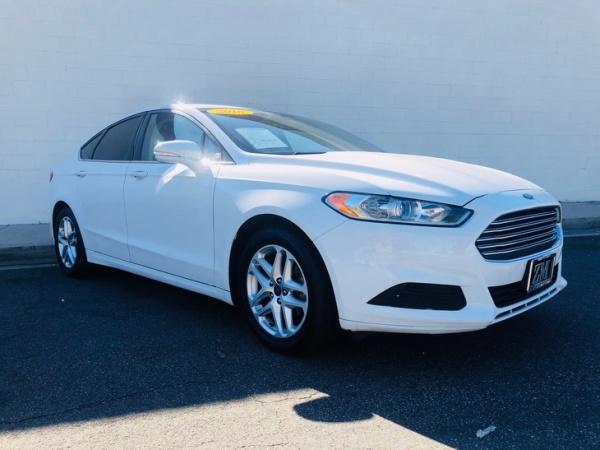 Ford Fusion 2016 $12777.00 incacar.com