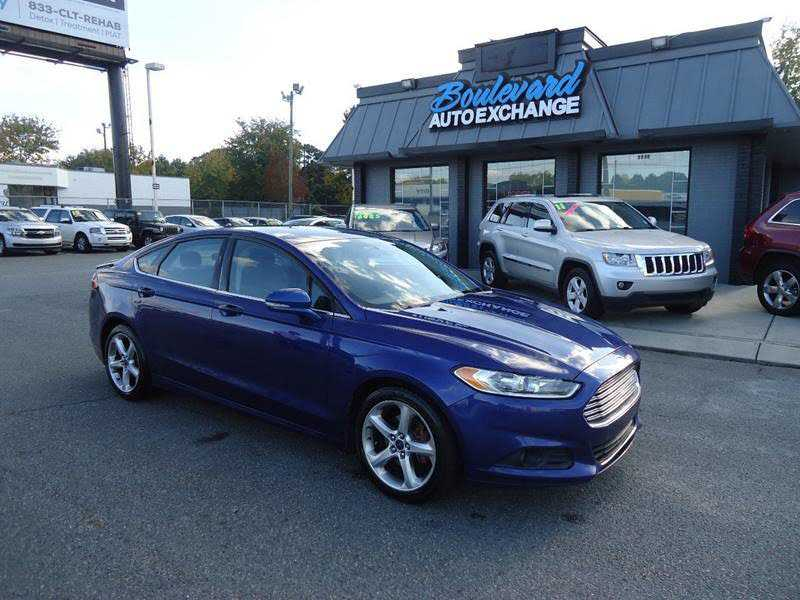 used Ford Fusion 2016 vin: 3FA6P0H75GR238059