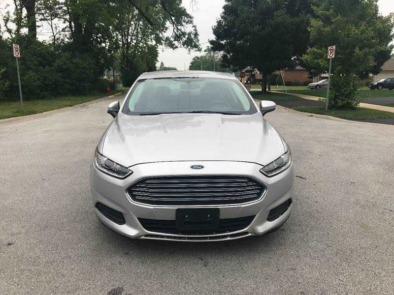 Ford Fusion 2016 $7799.00 incacar.com