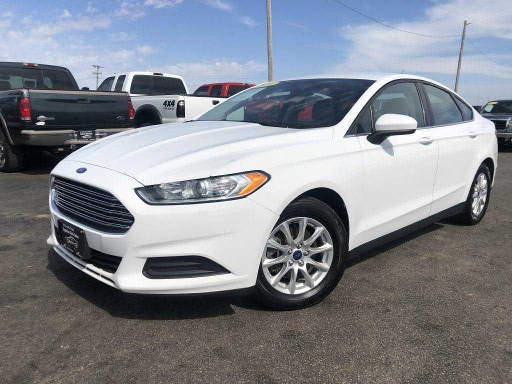 Ford Fusion 2016 $7995.00 incacar.com