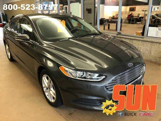 Ford Fusion 2016 $15991.00 incacar.com