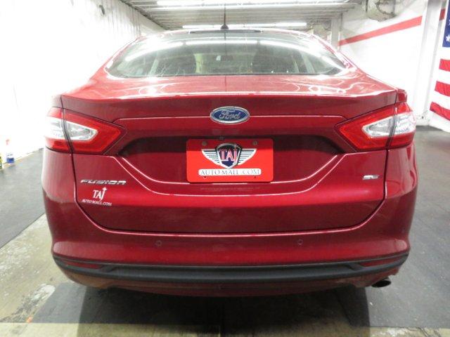 Ford Fusion 2016 $12977.00 incacar.com