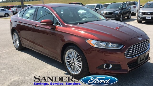 Ford Fusion 2016 $17600.00 incacar.com