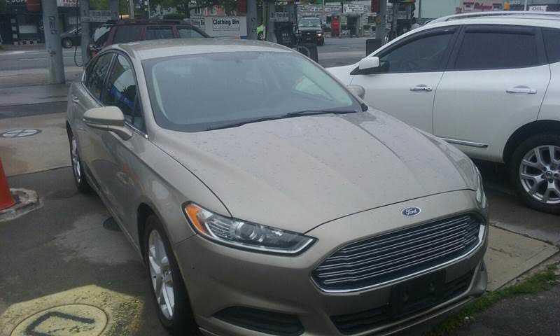 Ford Fusion 2016 $6299.00 incacar.com