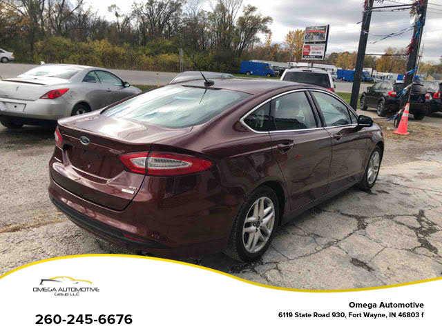 Ford Fusion 2016 $9988.00 incacar.com