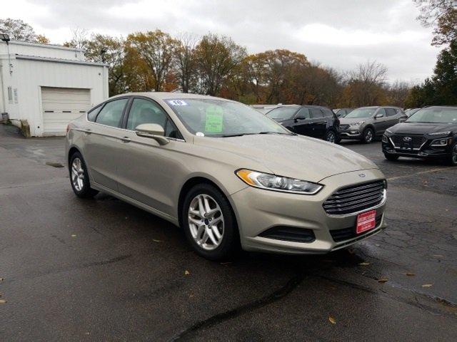 Ford Fusion 2016 $12798.00 incacar.com