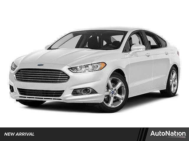 Ford Fusion 2016 $7998.00 incacar.com