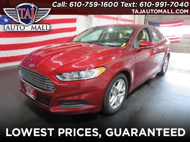 Ford Fusion 2016 $14181.00 incacar.com