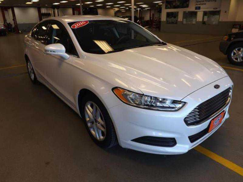 used Ford Fusion 2016 vin: 1FA6P0H77G5126964