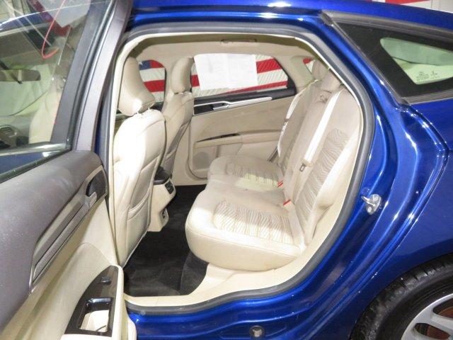 Ford Fusion 2016 $10677.00 incacar.com