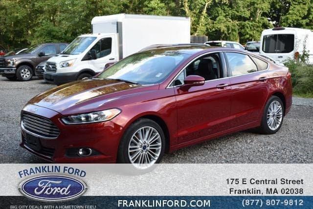 Ford Fusion 2016 $19995.00 incacar.com