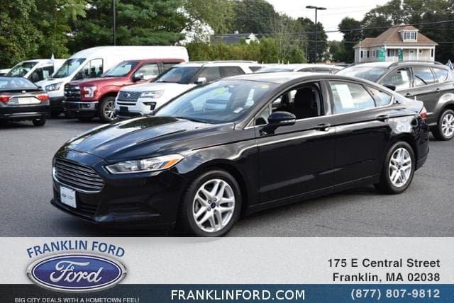 Ford Fusion 2016 $16995.00 incacar.com