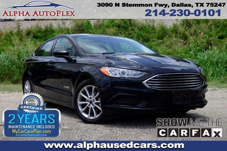 Ford Fusion 2017 $14995.00 incacar.com