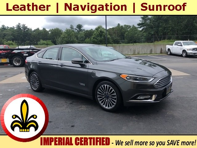 Ford Fusion 2017 $20977.00 incacar.com