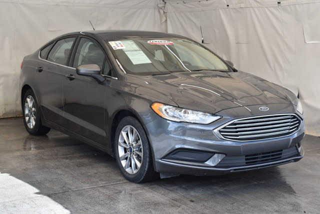 Ford Fusion 2017 $9217.00 incacar.com