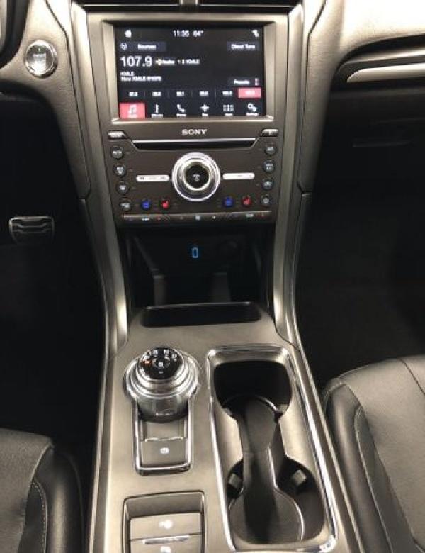 Ford Fusion 2017 $22900.00 incacar.com