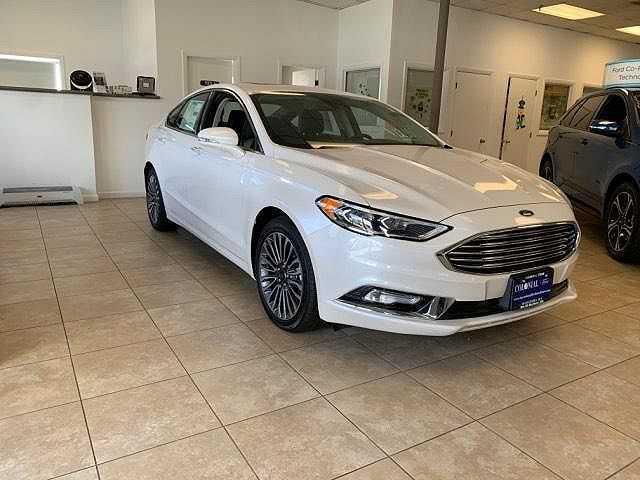 Ford Fusion 2017 $22877.00 incacar.com