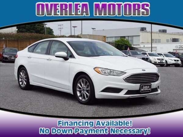 Ford Fusion 2017 $13999.00 incacar.com
