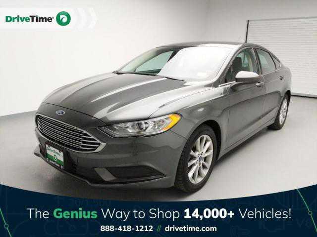 Ford Fusion 2017 $13495.00 incacar.com