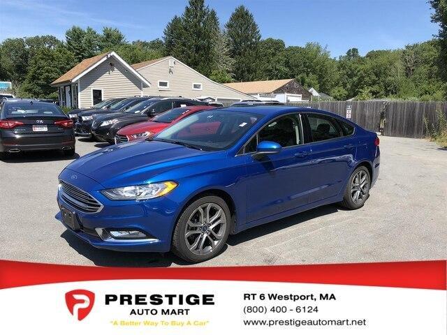 Ford Fusion 2017 $15900.00 incacar.com