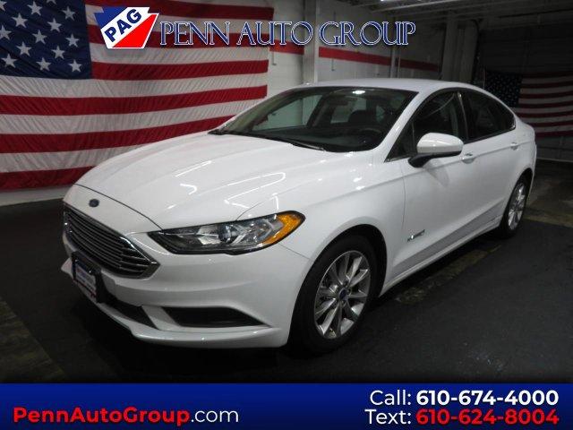 Ford Fusion 2017 $15795.00 incacar.com