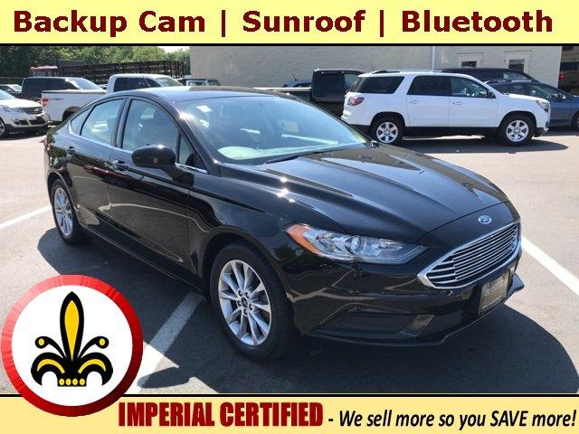 Ford Fusion 2017 $19477.00 incacar.com