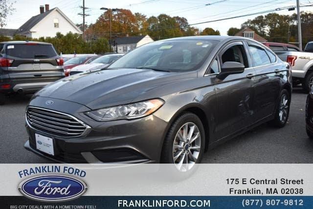 Ford Fusion 2017 $17995.00 incacar.com