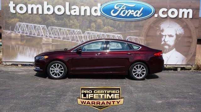 Ford Fusion 2017 $18576.00 incacar.com