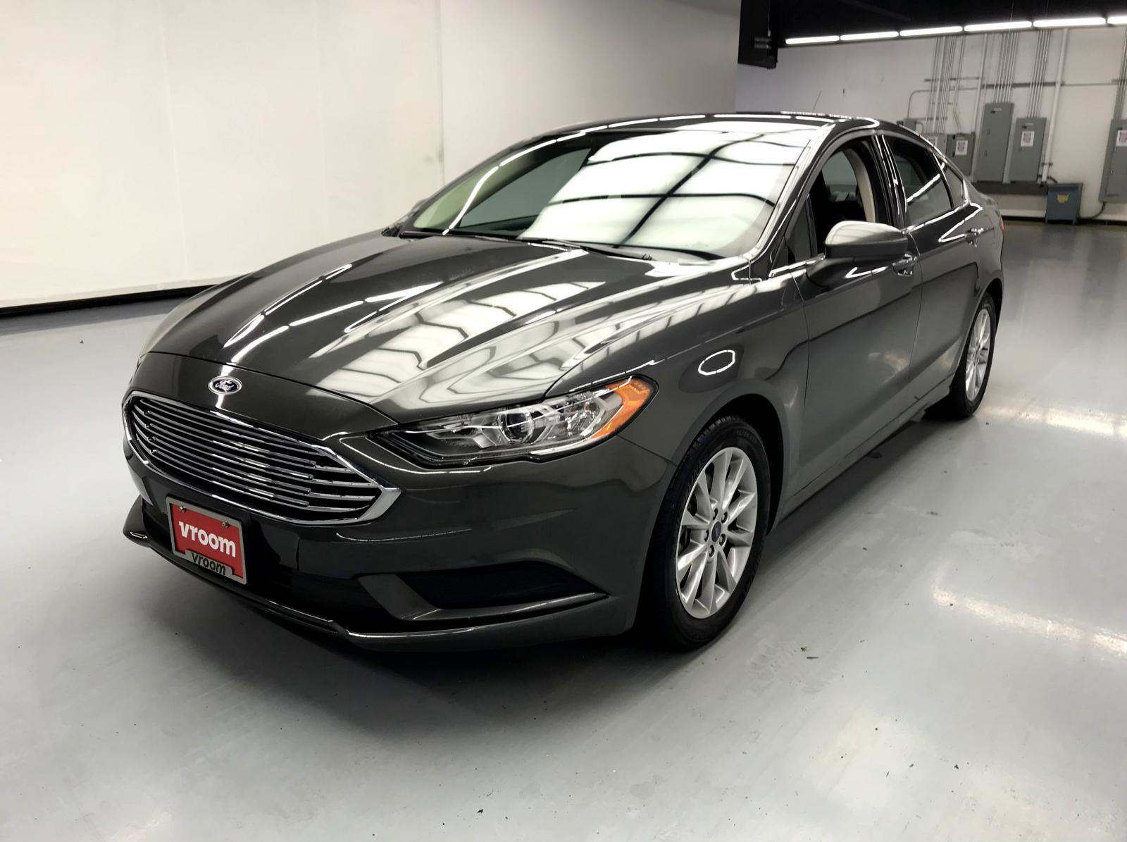 used Ford Fusion 2017 vin: 3FA6P0H75HR198857