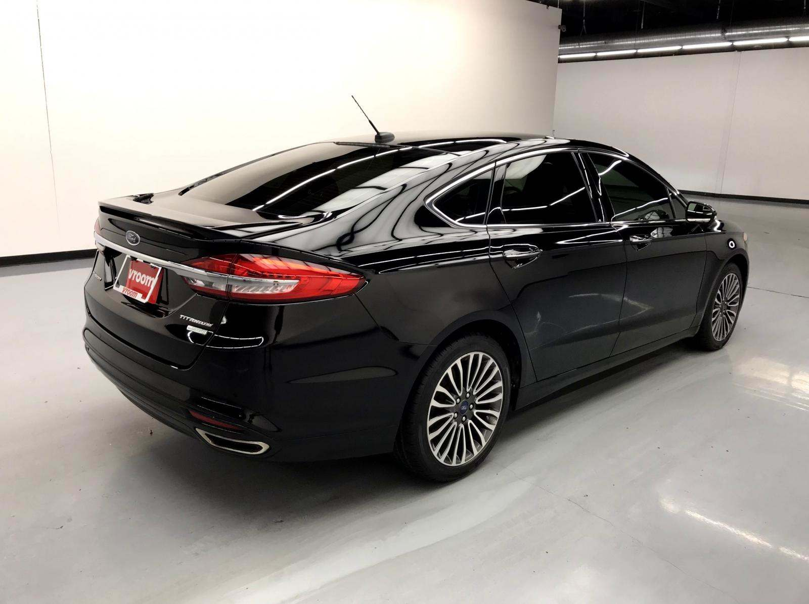 used Ford Fusion 2017 vin: 3FA6P0K96HR158765