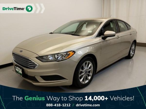 Ford Fusion 2017 $13095.00 incacar.com