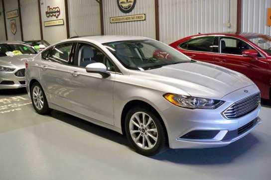 Ford Fusion 2017 $17950.00 incacar.com