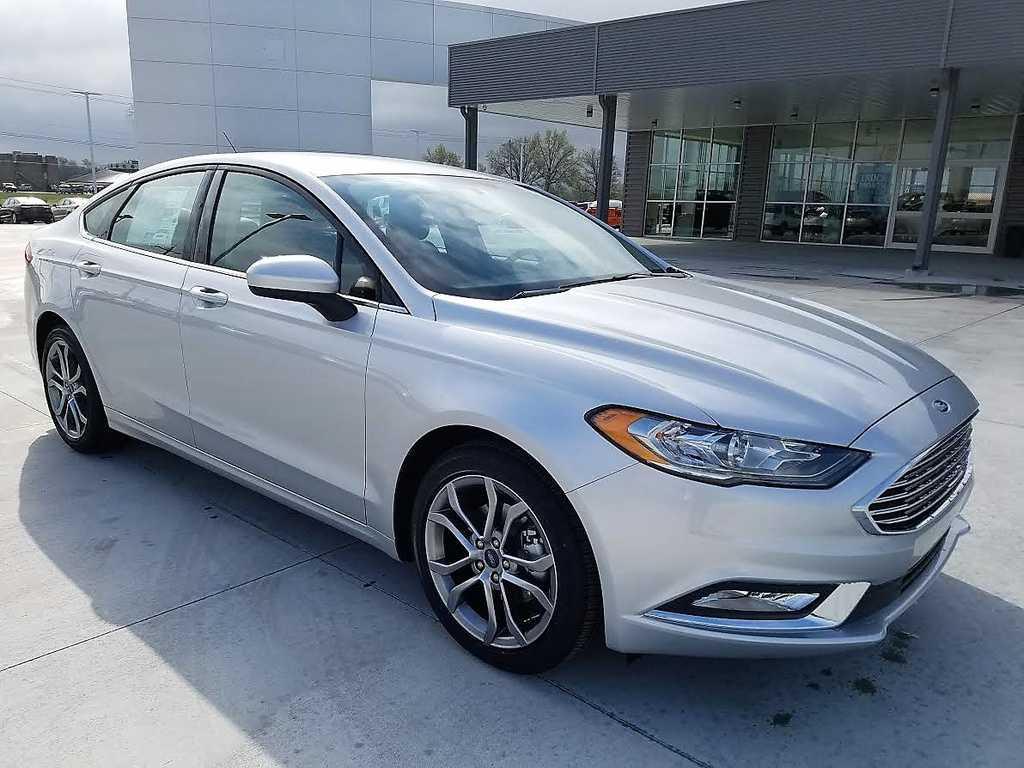 Ford Fusion 2017 $25528.00 incacar.com