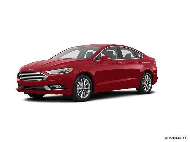 Ford Fusion 2017 $17150.00 incacar.com