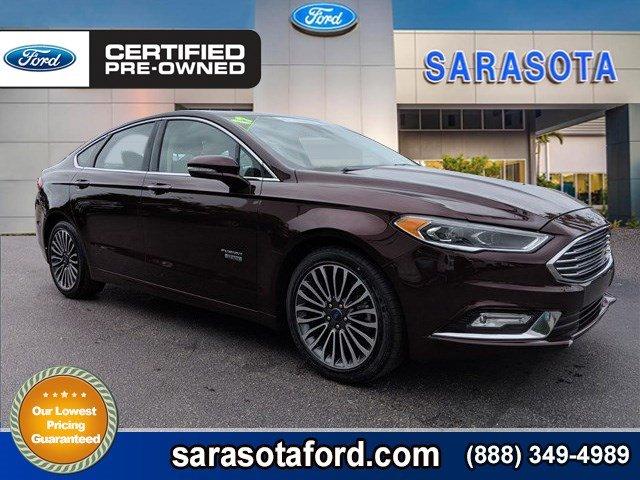 Ford Fusion 2017 $18044.00 incacar.com