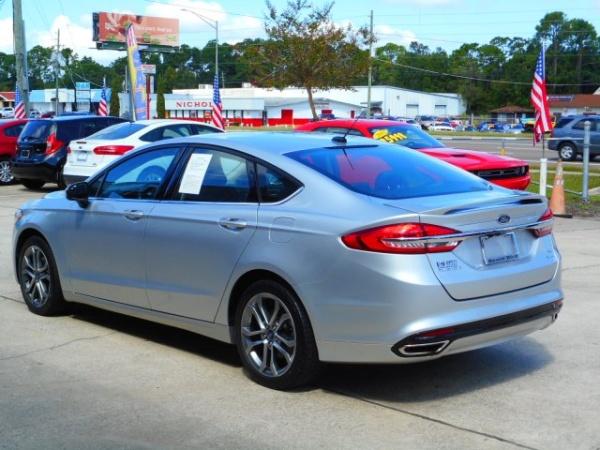 Ford Fusion 2017 $12799.00 incacar.com