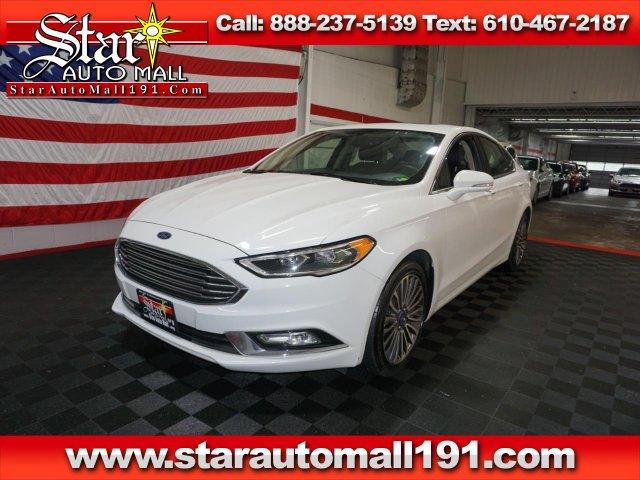 Ford Fusion 2018 $18777.00 incacar.com