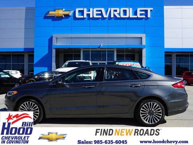 Ford Fusion 2018 $18981.00 incacar.com