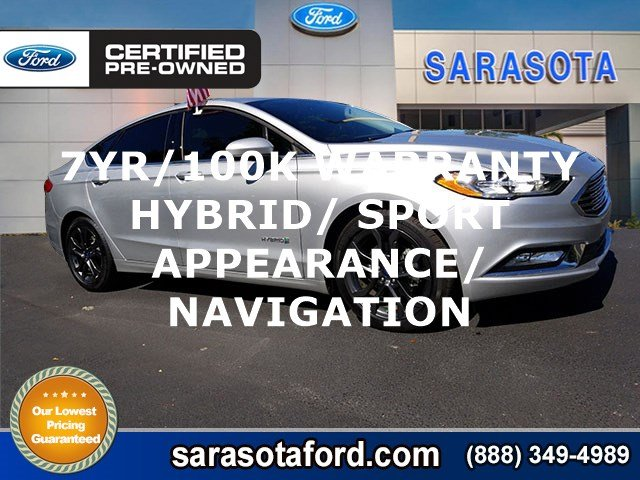 Ford Fusion 2018 $19500.00 incacar.com