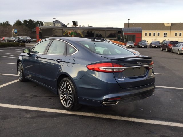 Ford Fusion 2018 $24855.00 incacar.com