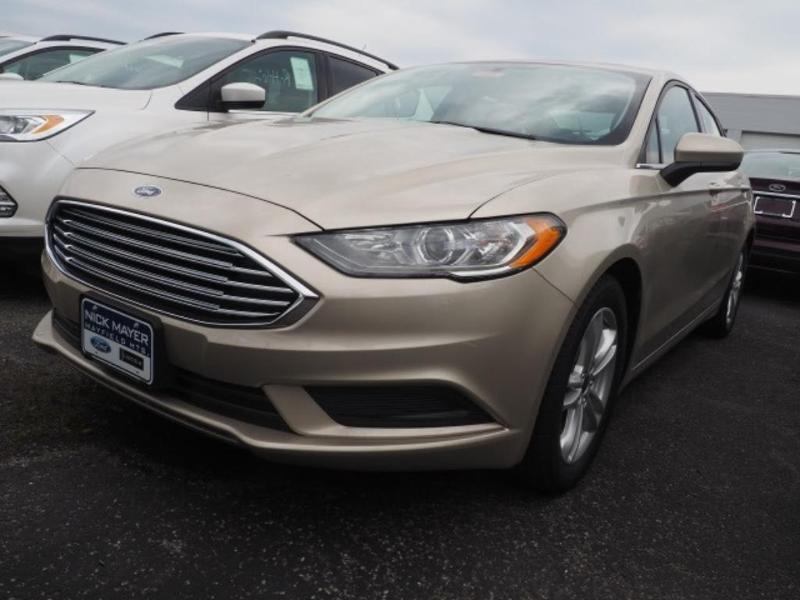 Ford Fusion 2018 $24069.00 incacar.com