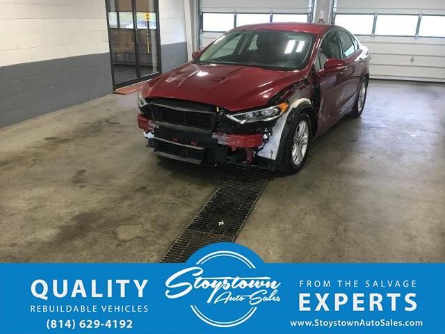Ford Fusion 2018 $7450.00 incacar.com