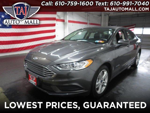 Ford Fusion 2018 $17888.00 incacar.com