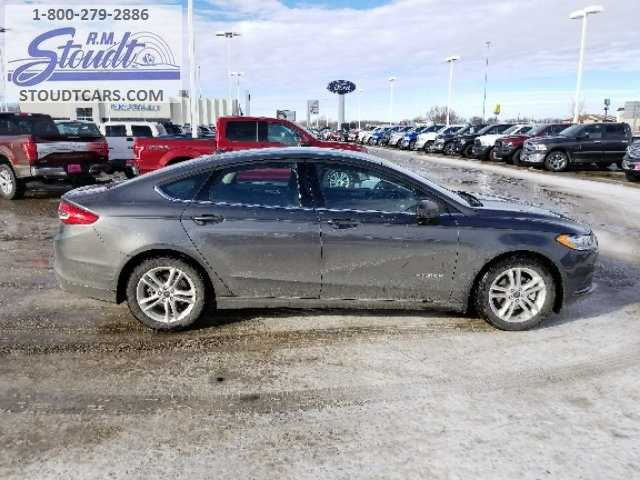 used Ford Fusion 2018 vin: 3FA6P0LU8JR127526