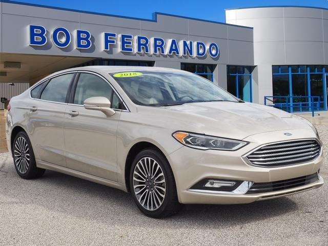Ford Fusion 2018 $24999.00 incacar.com