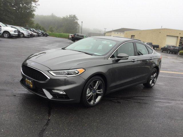 Ford Fusion 2018 $29944.00 incacar.com