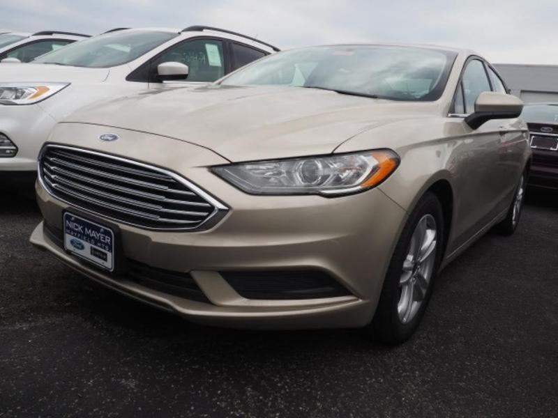 Ford Fusion 2018 $22400.00 incacar.com