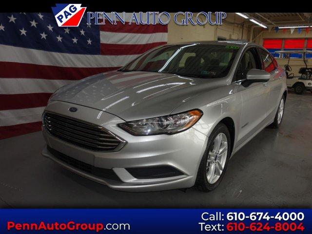 Ford Fusion 2018 $13977.00 incacar.com