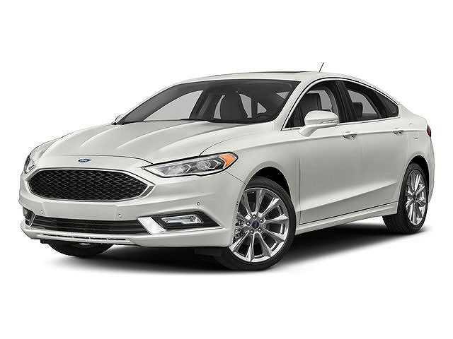 Ford Fusion 2018 $36621.00 incacar.com