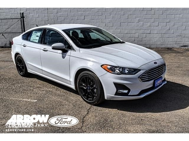 used Ford Fusion 2019 vin: 3FA6P0HD2KR171032
